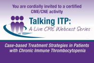 Talking ITP: A Live CME Webcast Series